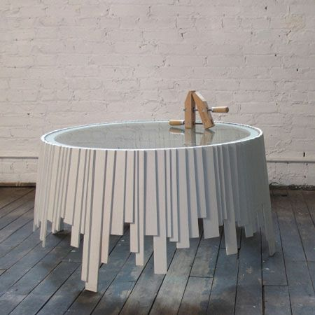 Clinker Coffee Table Rich Brilliant Willing