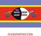 2' x 3' Swaziland flag