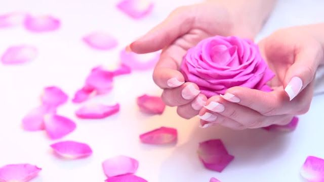 Leah's beauty : DIY MANICURE AT HOME FOR LADIES