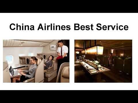 China Airlines Reservations Phone Number 1-888-701-8929 | Toll Free Number