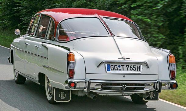 Tatra 603: Oldtimer V8 im Fahrbericht   – CARS  Classic FahrStahl