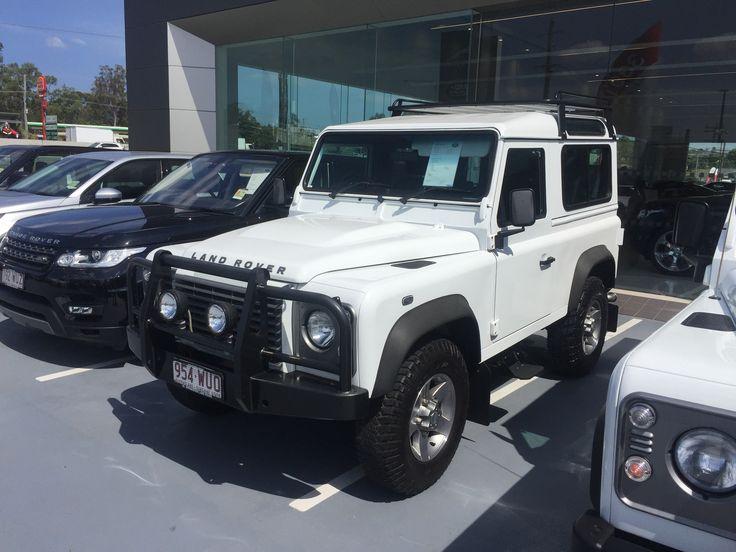 Springwood Land Rover #landrover #defender #brisbane