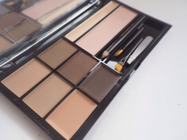Makeup Revolution Ultra Brow Palettes