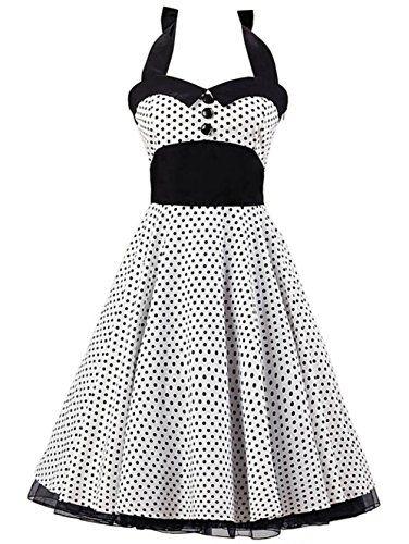 Yomoko Women's Vintage 50s 60s Rockabilly Swing Dress Hal... https://www.amazon.com/gp/product/B01IHIU13W/ref=as_li_qf_sp_asin_il_tl?ie=UTF8&tag=rockaclothsto-20&camp=1789&creative=9325&linkCode=as2&creativeASIN=B01IHIU13W&linkId=e786e7ac1f64498b0ad0fc10f3b3fadb