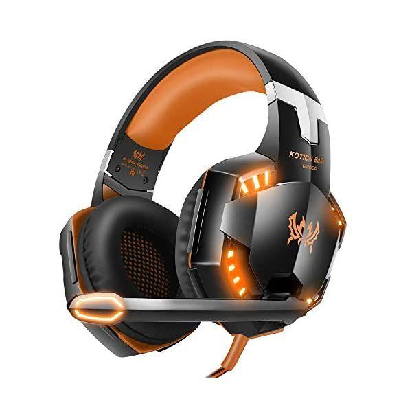 2016 Bests Auriculares Para Juegos Con Micrófono Estéreo