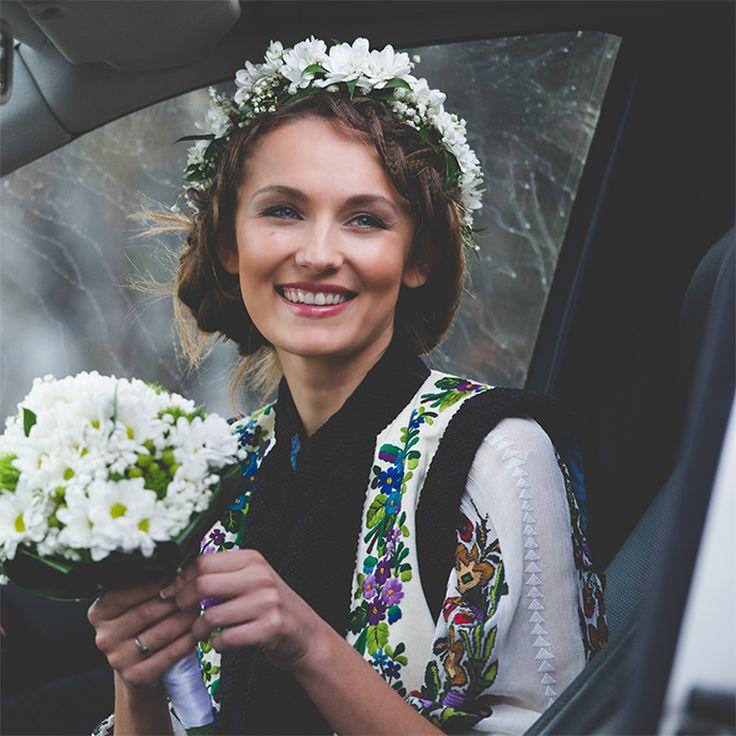 traditional bride #Romania ©Ovidiu Lesan