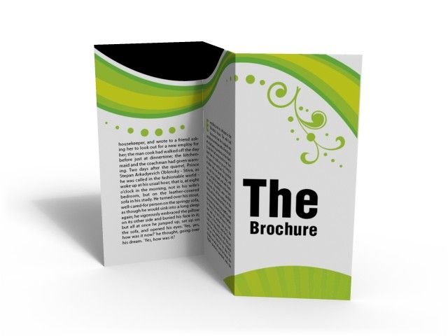 Brochure presentation encapsulates a clear and appropriate business idea including different services. It gives the shortened explanation about any brand or company. We have proved our efficiency in creating innovative brochure design which is quite helpful for better assumption about your products:http://zstechsol.blogspot.in/2014/05/we-follow-up-advertisement-of-your.html