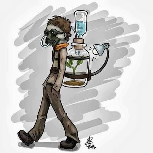 the future, oxygen, pollution~~ Help save this planet ...