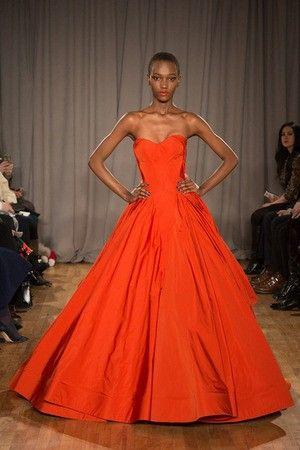 Длинные платья красного цвета