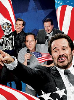 Can Conservatives Be Funny? As the late-night comedy landscape reshuffles, are right-wing comics being unfairly ignored? An investigation.