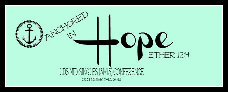 lds singles conferences