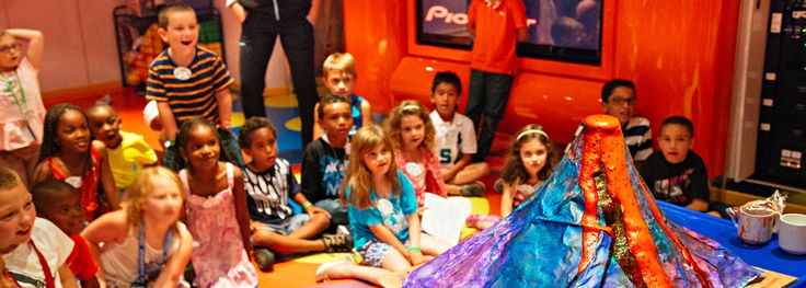 Science & Discovery | Cruise Activities for Kids | Carnival Cruise Lines