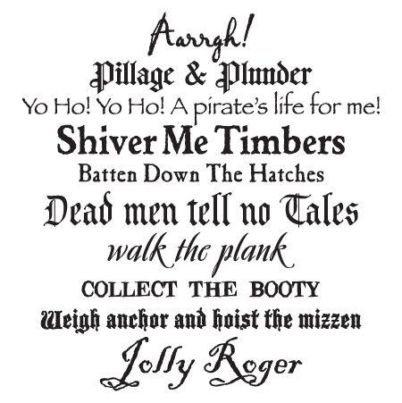 Pirate font                                                       …