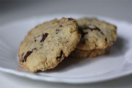 печенье из овсянки и творога