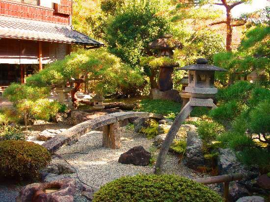 Ogrody japońskie