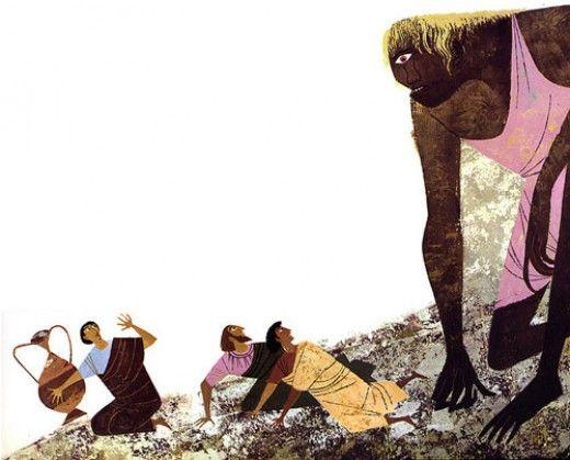 Η Ιλιάδα και η Οδύσσεια μέσα από μαγικές εικόνες -  BOOK ROOM - ΓΡΑΜΜΑΤΑ - Blogs - LiFO