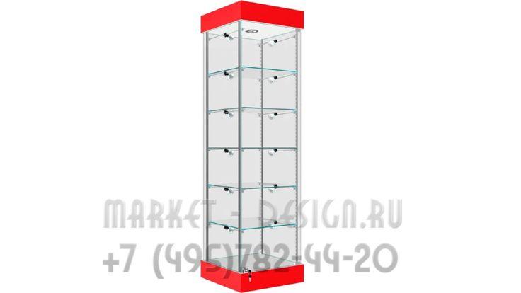 стеклянный шкаф витрина для магазинов