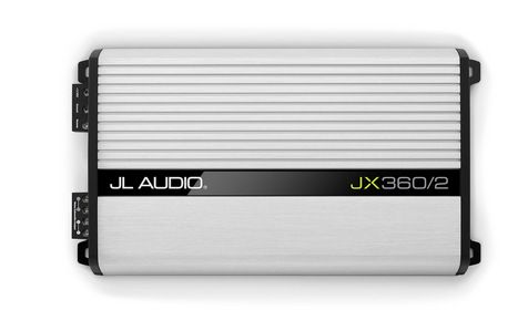 JX360/2 - Car Audio - Amplifiers - JX - JL Audio