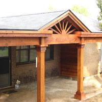 Patio Covers Gabled and Shed Roofs by Timber Craft - North and South Tarrant County TX and Surrounding Areas