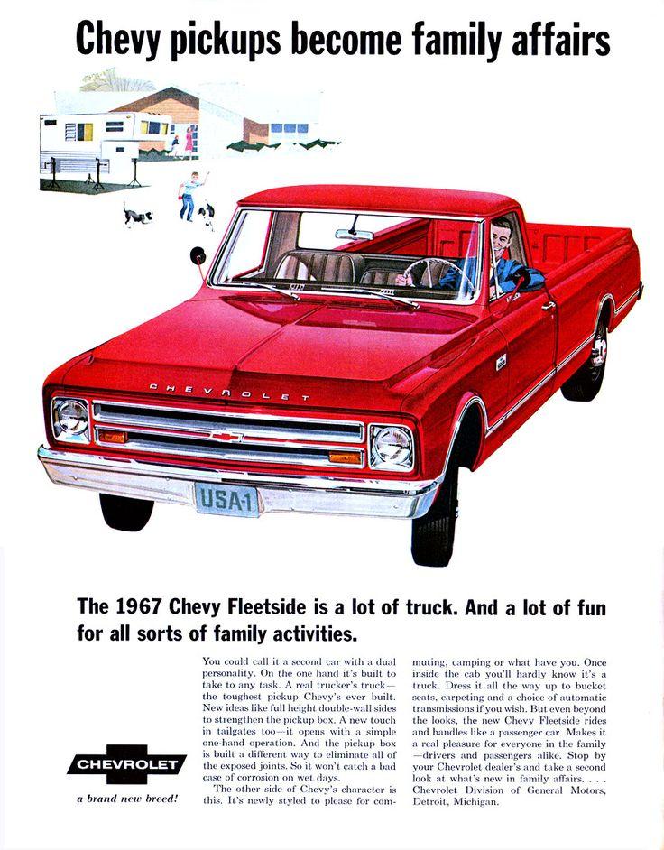 Chevy Trucks... a family affair!