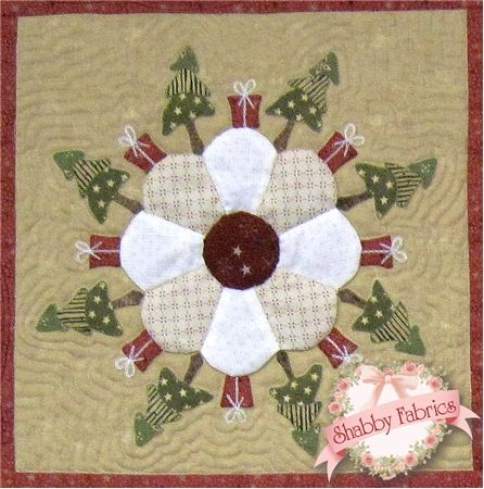 This House Believes in Christmas BOM - Block of the Month @Abigail Phillips Regan Truax://www.shabbyfabrics.com/-This-House-Believes-in-Christmas-BOM-Block-of-the-Month-P23628.aspx?categoryid=29