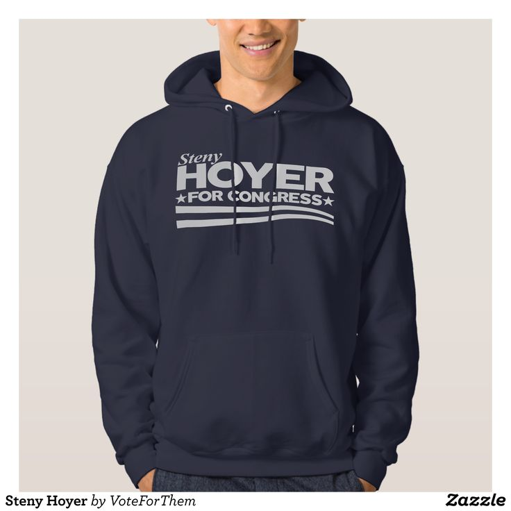Steny Hoyer Hoodie - Stylish Comfortable And Warm Hooded Sweatshirts By Talented Fashion & Graphic Designers - #sweatshirts #hoodies #mensfashion #apparel #shopping #bargain #sale #outfit #stylish #cool #graphicdesign #trendy #fashion #design #fashiondesign #designer #fashiondesigner #style