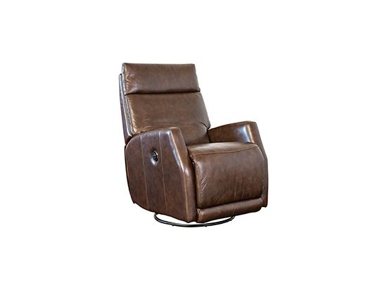 Wayfair Swivel Glider Chair: Linatus Power Glider Swivel Recliner In Tobacco