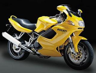Ducati st4 I want it in pink