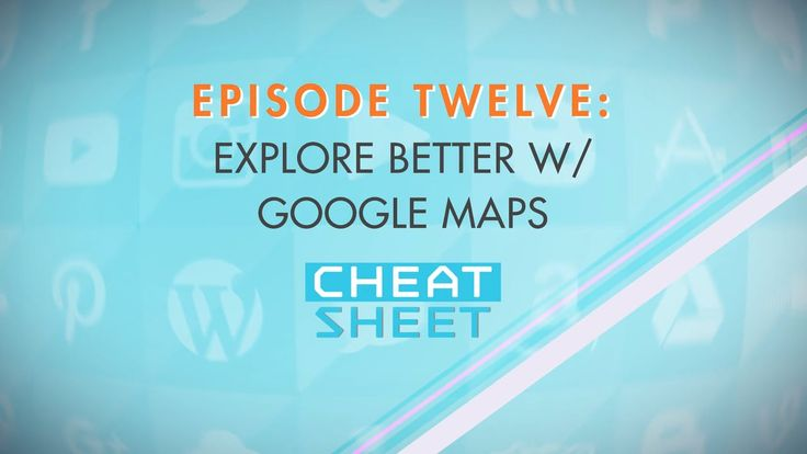 Today's explorer's travel with Google Maps, so you should too! In Episode 12, we take a look at cool, lesser known GM tricks like offline maps, more accurate, satellite-aided directions and voice navigation. This one's for the adventurer in you.