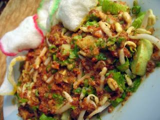sudanese salad ( karedok )   Indonesian Original Recipes