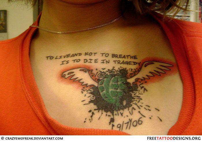 Celebrity Female Tattoos Female Tattoos Tumblr Designs ...