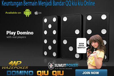 Permainan Bandar QQ online atau Bandar ceme online sekarang ini sudah sangat dikenal semua kalangan pemain game online terutama pemain ju...