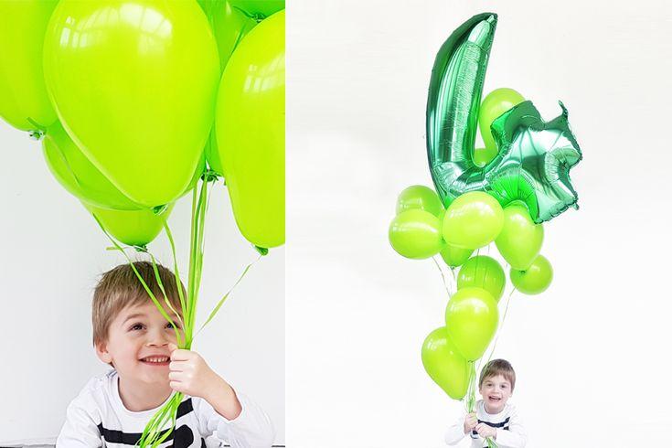 Billet Z'ADORE LE VERT Charlie a 4 ans du blog des Mamans Winnneuses
