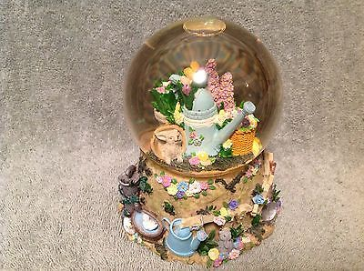Snow Globe Musical Collectibles by konamom1023
