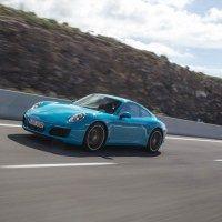 2017 Porsche 718 Boxster Side