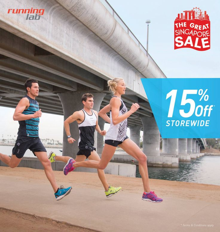 Running Lab GSS Singapore Promotion 4 Jul to 14 Aug 2016 | Why Not Deals