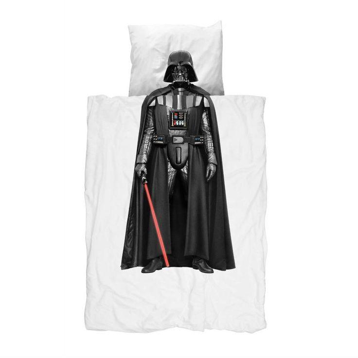 Altijd al fan geweest van Star Wars? Je kan er nu zelfs mee in slaap vallen! Dit toffe Star Wars beddengoed is limited edition en verkrijgbaar in verschillende