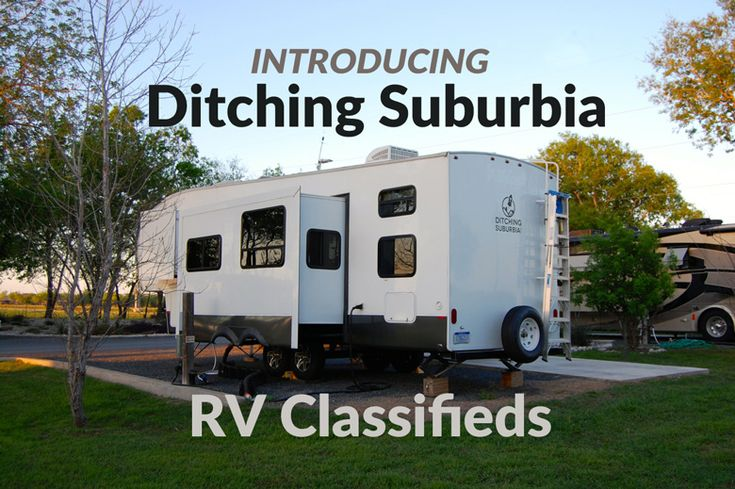 Buy or Sell Your RV in Ditching Suburbia RV Classifieds.