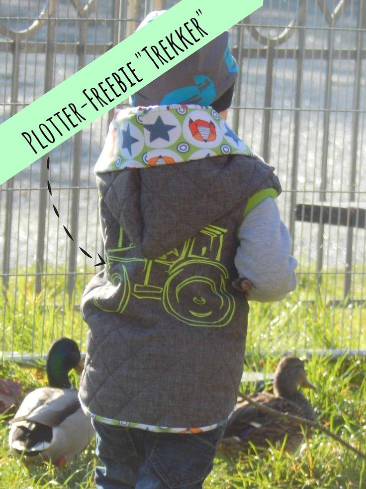 Plotter-Freebie Trekker