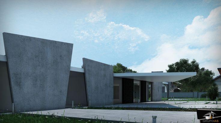 Vivienda unifamiliar diseñada por el estudio de Arquitectura GrupoIAS