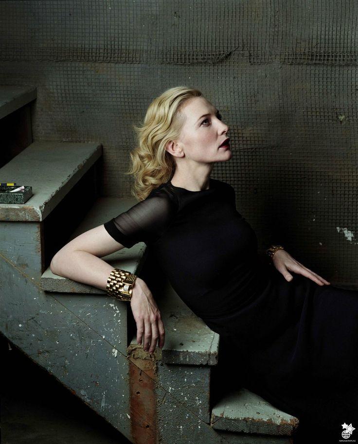 Cate Blanchett, Annie Leibovitz