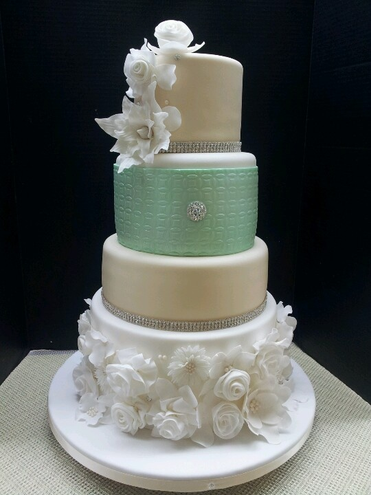 Inch Ones Tier Cake Wedding Cake