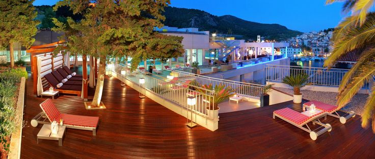Adriana Hvar spa hotel media gallery | Suncani Hvar Hotels, Croatia