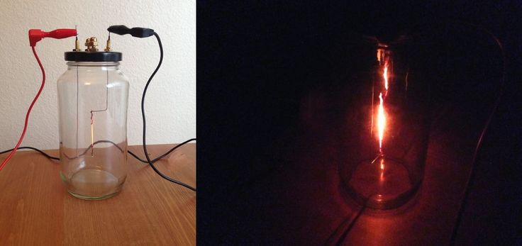 Home Made Lightbulb is a Fun Proof of Concept