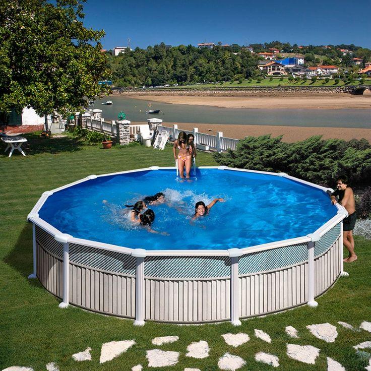 M s de 25 ideas incre bles sobre piscinas gre en pinterest for Precios piscinas desmontables