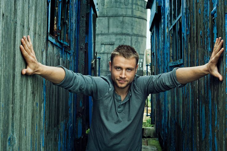 Max Riemelt,who plays Wolfgang on the netflix show Sense8.