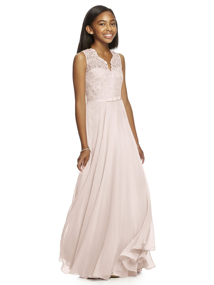 Dessy Collection Junior Bridesmaid JR532 http://www.dessy.com/dresses/bridesmaid/jr532