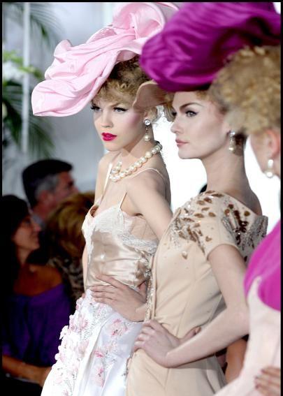 John Galliano for Dior, 2009