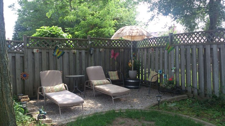 A little sea side retreat all I need is a pool.  backyard beach thinking about putting in a Tiki bar.