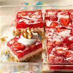 Pretzel Strawberry Dessert